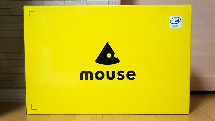 マウスコンピューターのパソコンは初めてなのですが、外箱の中に黄色い箱が入っていて、その中にパソコンが収められていました。他のメーカーだと、外箱の中にパソコンが直接入っているものが多い気がします