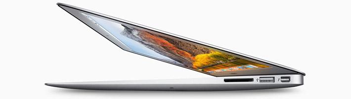 他のショップでもMacBook Airは値下げされている