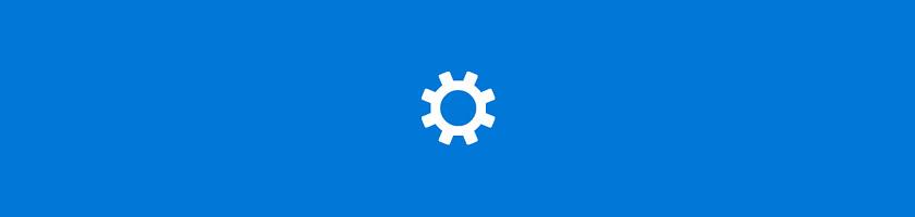 Windows 10で設定が開かない・落ちてしまう場合の対処法