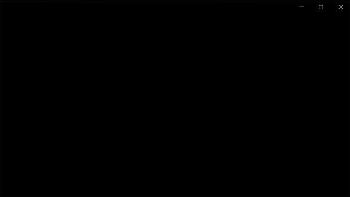 写真を開こうとすると、黒い画面が表示されて、いつまでたってもマウスのカーソルがクルクルと回っており、写真が表示されません。