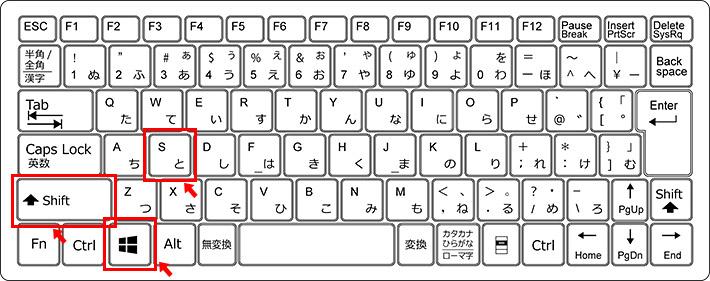 スクショ pc 「意外と簡単」パソコンの画面をそのまま印刷する方法